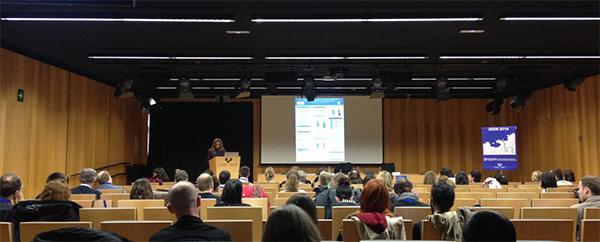 古铁雷斯教授受邀参加了多语言研究的国际会议