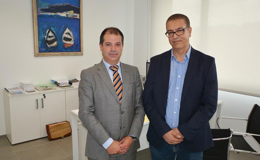 哈桑二世大学图里教授访问优内西洋大学