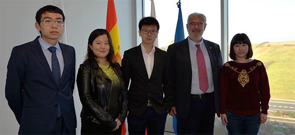UNEATLANTICO在中国扩展新的合作方式
