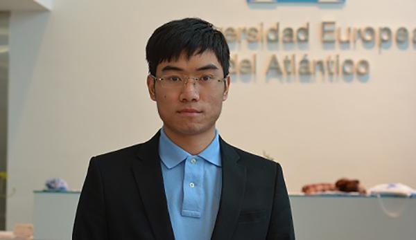 优内西洋大学的第一位中国学生:刘学海