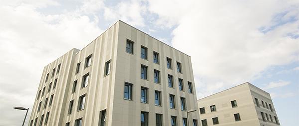 UNEATLANTICO大学新宿舍揭幕