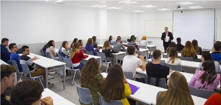 UNEATLANTICO开始2018-2019学年注册