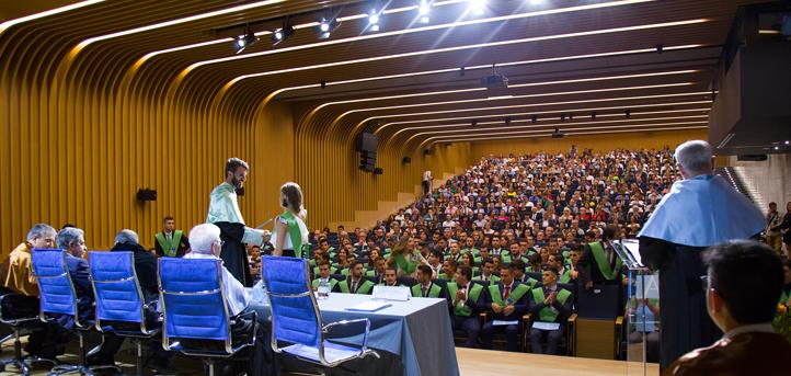"Santos Gracia:""UNEATLANTICO成为一个年轻但成熟的学术机构已经不只是梦想"""