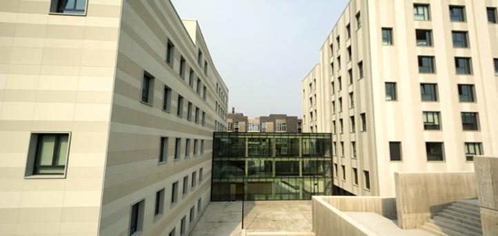 UNEATLANTICO的学生宿舍登上了建筑杂志