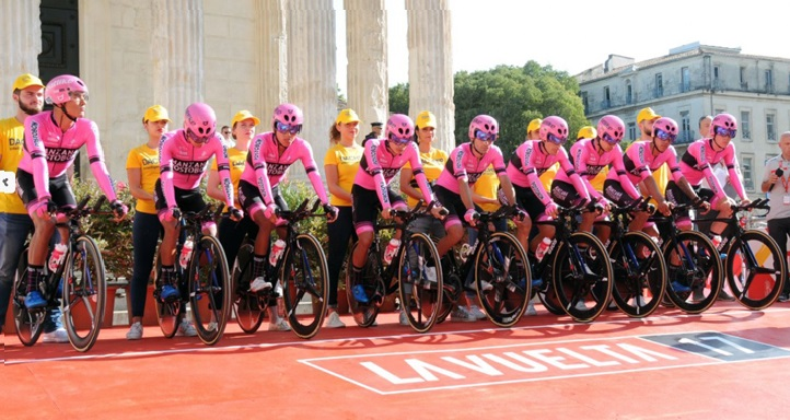 UNEATLANTICO将成为哥伦比亚自行车队Manzana Postobón在欧洲巡回赛期间的总部