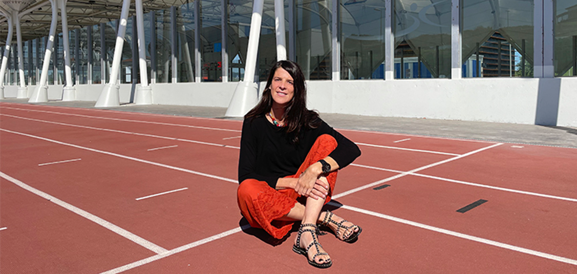 UNEATLANTICO 教师, 奥运奖牌获得者 Ruth Beitia 将参加本届东京奥运会